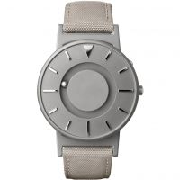 Eone The Bradley Canvas Beige Strap WATCH
