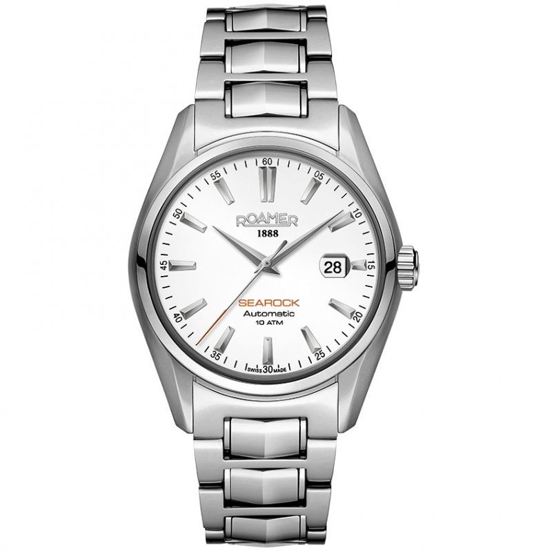 Mens Roamer Searock Automatic Automatic Watch 210633412520