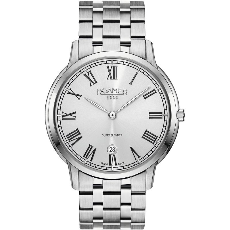Mens Roamer Superslender Gents Watch 515810412250