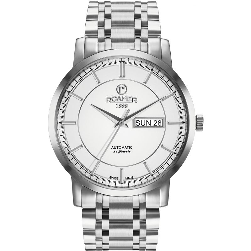 Mens Roamer R-Matic Iv Automatic Watch