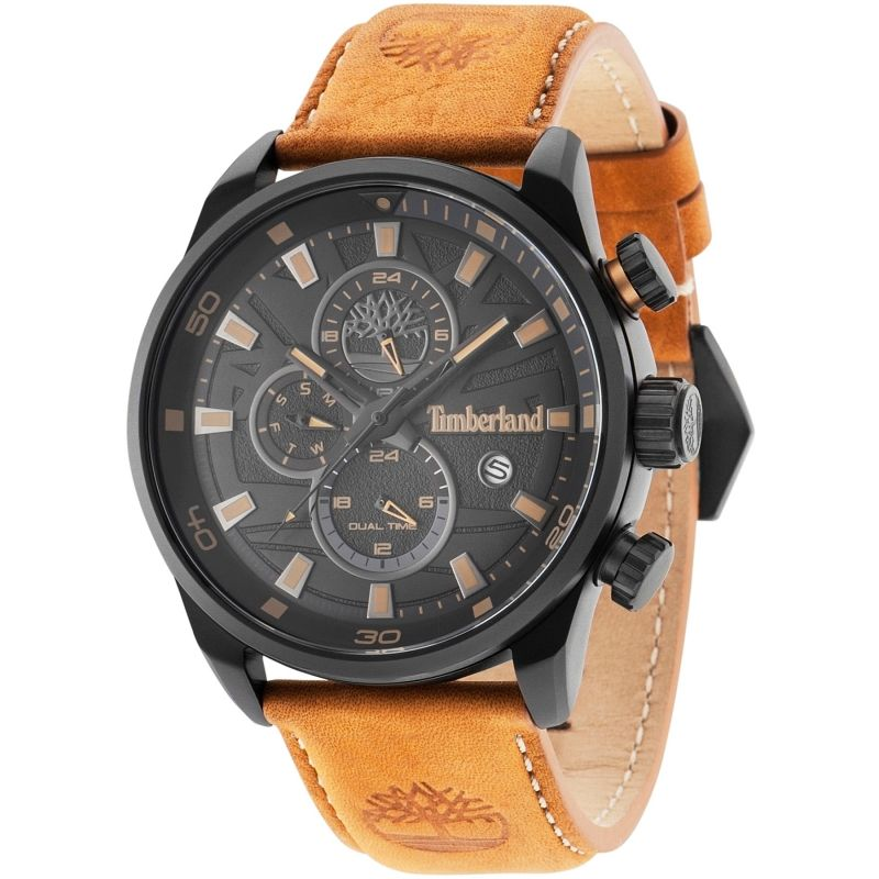 Mens Timberland Henniker Ii Chronograph Watch