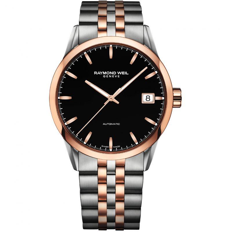 Gents Raymond Weil Freelancer Watch (2740-SP5-20011