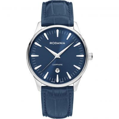 Mens Rodania Swiss Zermatt Gents strap Watch RS2514129