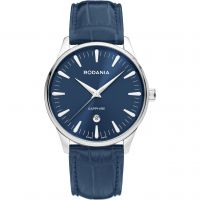 Mens Rodania Swiss Zermatt Gents strap Watch