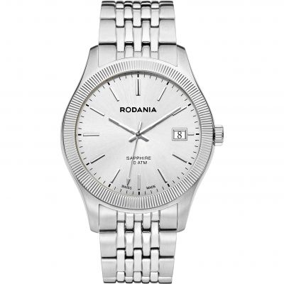 Mens Rodania Swiss Antarctic Gents Bracelet Watch RS2514640