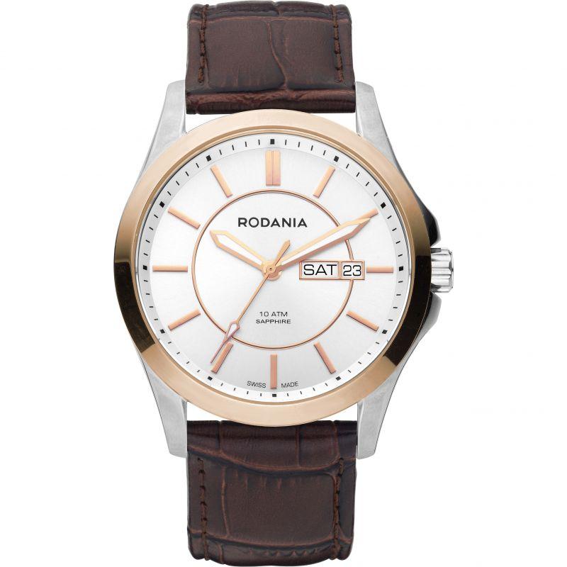 Mens Rodania Swiss Marin Gents strap Watch