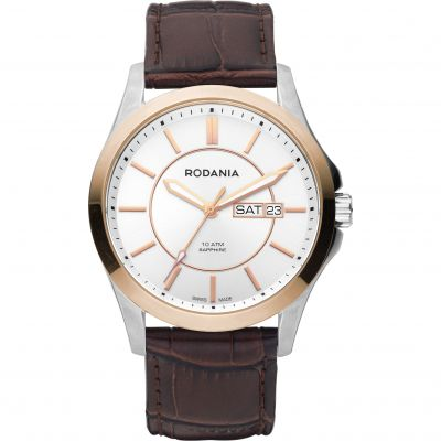Mens Rodania Swiss Marin Gents strap Watch RS2514323
