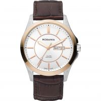 Mens Rodania Swiss Marin Gents strap Watch
