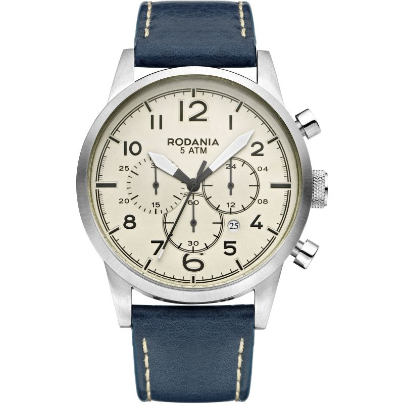 Mens Rodania Coast Gents strap Watch