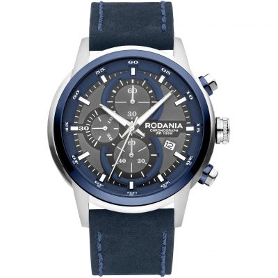 Mens Rodania Drive Gents strap Chronograph Watch RF2622229