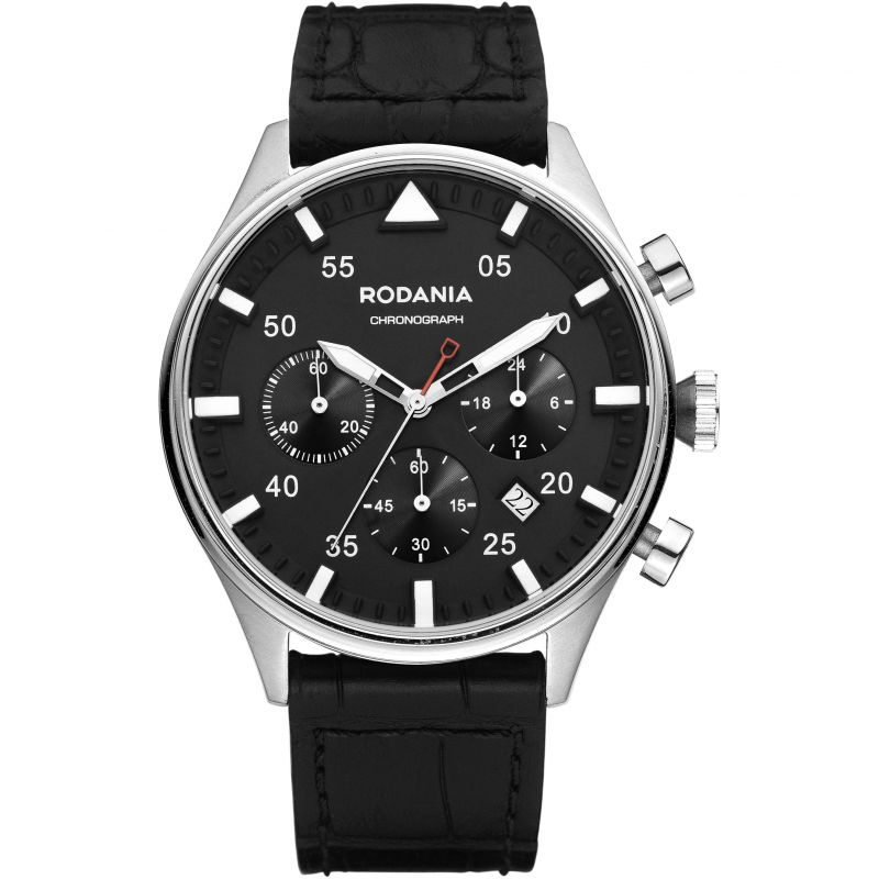 Mens Rodania Mirage Gents strap Chronograph Watch