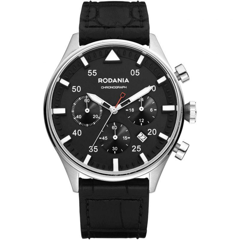 Mens Rodania Mirage Gents strap Chronograph Watch