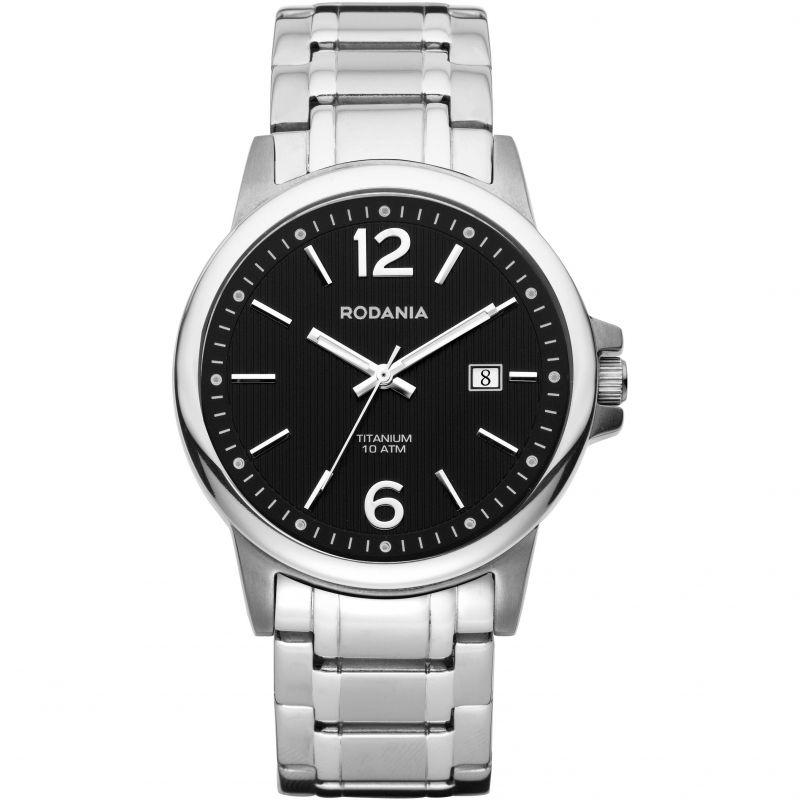Mens Rodania Kent Gents Bracelet Watch