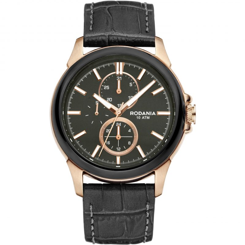 Mens Rodania Oceania Gents strap Watch