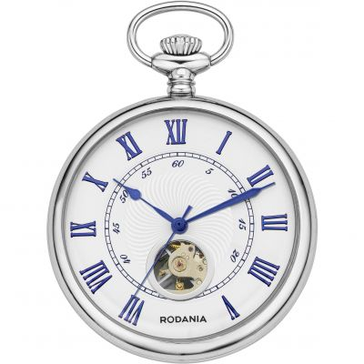 Rodania Pocket watch skeleton Mens Mechanical Watch RF2628322