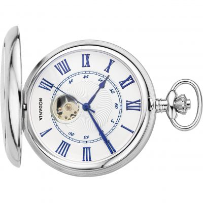 Rodania Pocket watch skeleton Mens Mechanical Watch RF2628652