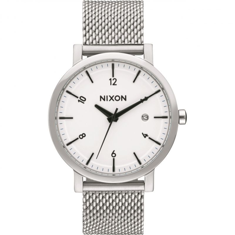 Mens Nixon The Rollo 38 SS Watch A1087-2450