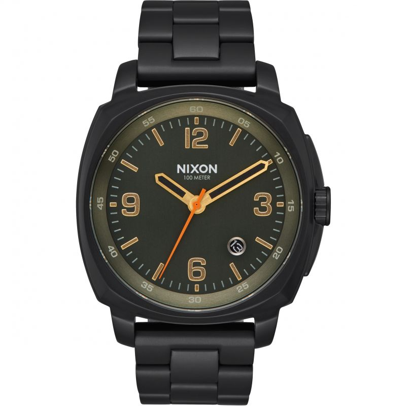 Mens Nixon The Charger Watch A1072-1032