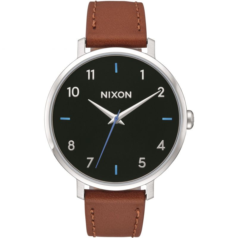 Unisex Nixon The Arrow Leather Watch A1091-019