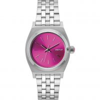 Unisex Nixon The Medium Time Teller Watch A1130-1972