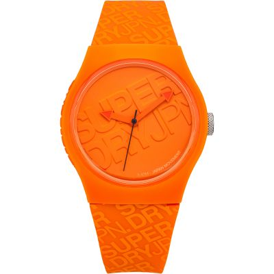 Superdry Urban Herrklocka Orange SYG169O