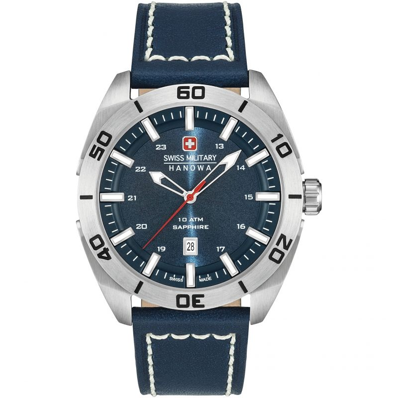 Mens Swiss Military Hanowa Champ Watch