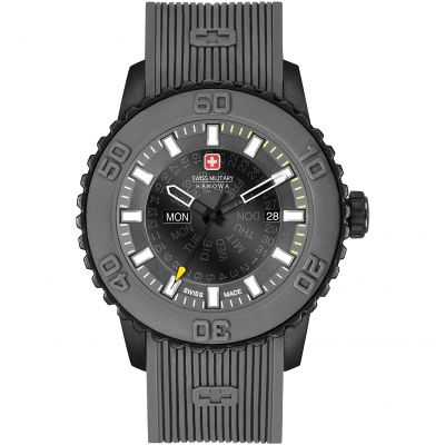 Mens Swiss Military Hanowa Twilight Watch 6-4281.27.007.30