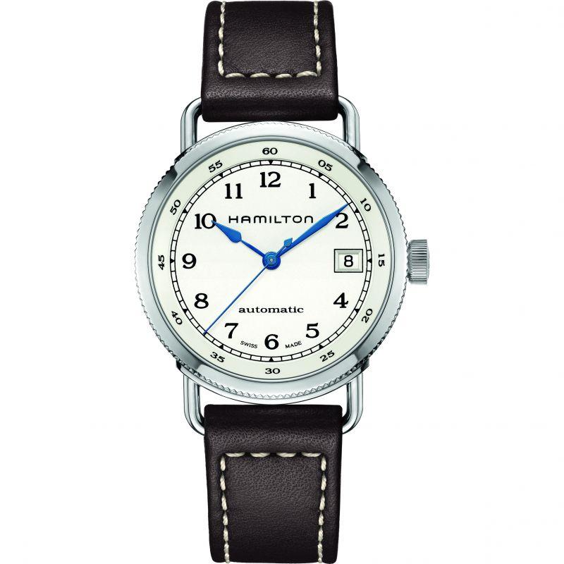 Unisex Hamilton Khaki Navy Pioneer Auto 36mm Automatic Watch