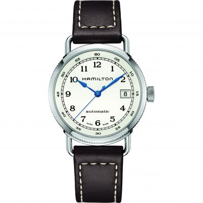 Unisex Hamilton Khaki Navy Pioneer Auto 36mm Automatic Watch H78215553
