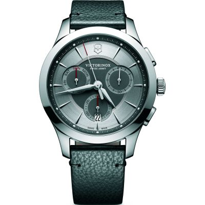 Victorinox Swiss Army Alliance Alliance Herrenchronograph in Schwarz 241748