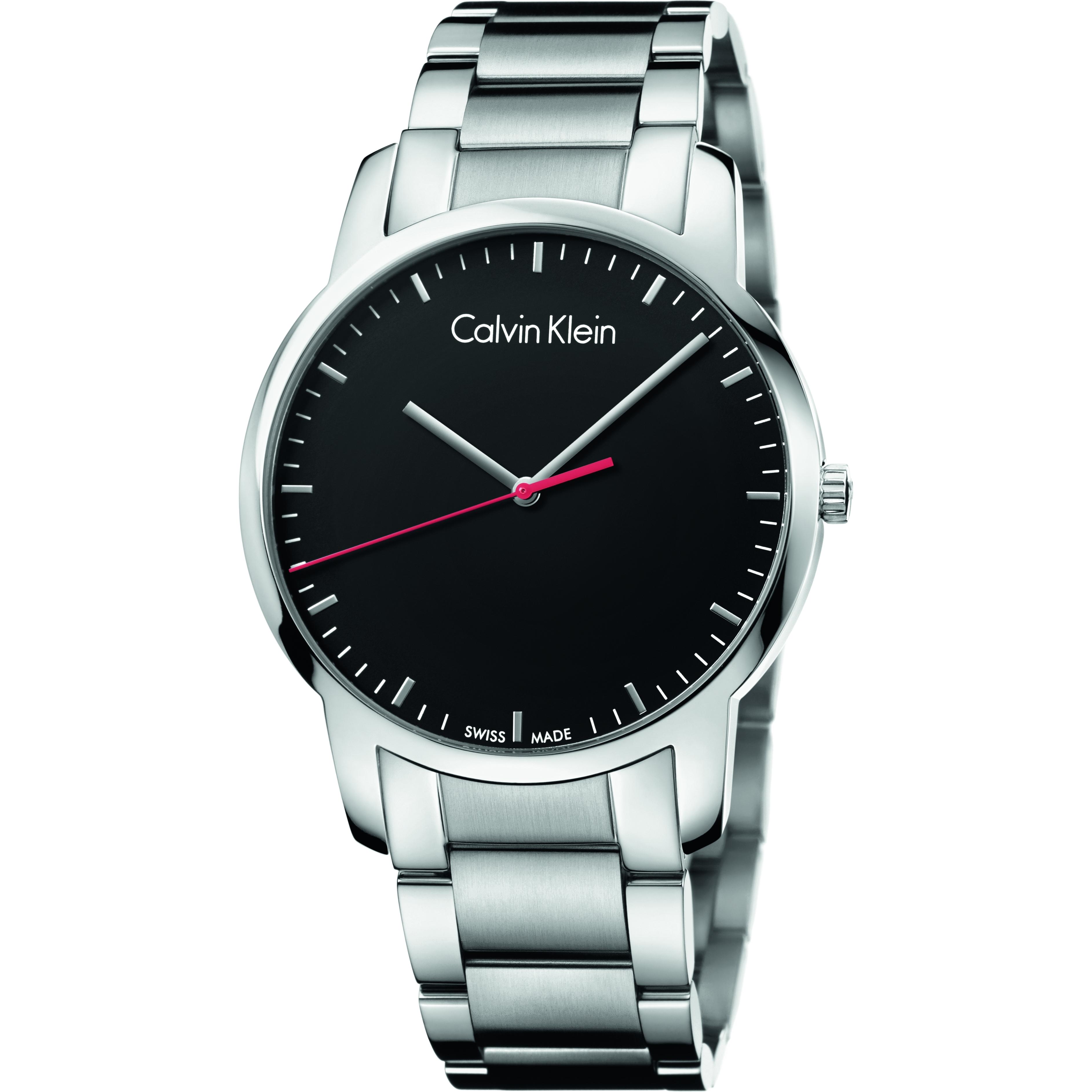 6726f57da Gents Calvin Klein City Polished Watch (K2G2G141) | WatchShop.com™