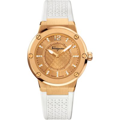 Ladies Salvatore Ferragamo F-80 Watch FIG070015