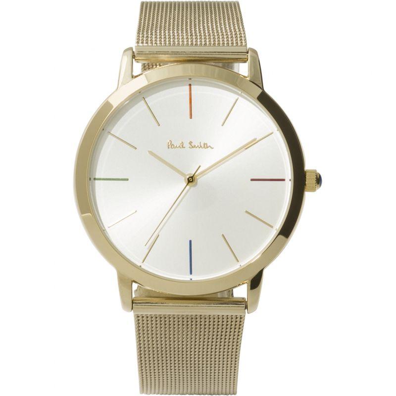 Unisex Paul Smith MA Mesh Bracelet Watch
