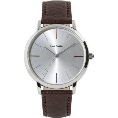 Montre Unisexe Paul Smith MA Small Leather Strap P10100