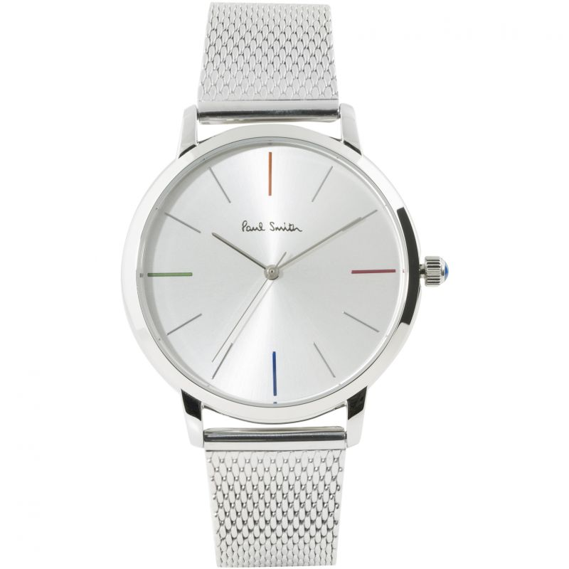 Unisex Paul Smith MA Small Mesh Watch