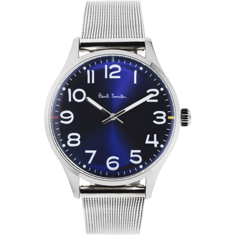 Mens Paul Smith Tempo Mesh Watch