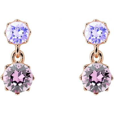 Biżuteria damska Ted Baker Jewellery Connolee Crystal Crown Short Earrings TBJ1470-24-34