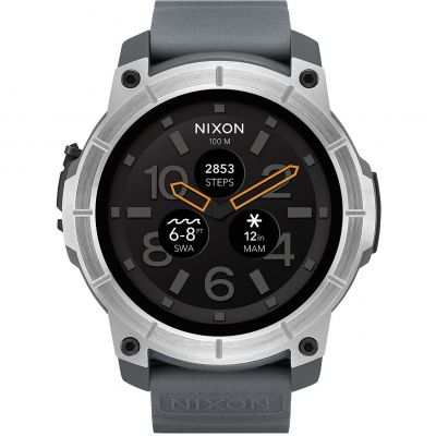 Montre Homme Nixon The Mission Android Wear Bluetooth Smart A1167-2101