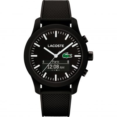 Unisex Lacoste 12.12 Contact Bluetooth Hybrid Smartwatch Watch 2010881