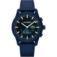 Unisex Lacoste 12.12 Contact Bluetooth Hybrid Smartwatch Watch 2010882