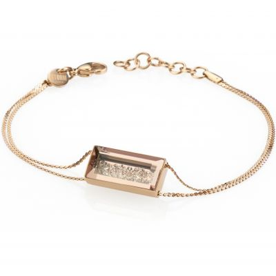 Ladies STORM PVD rose plating Bazelle Bracelet 9980774/RG
