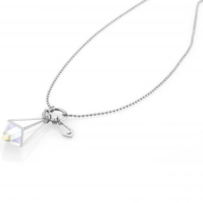 Ladies STORM Stainless Steel Marizza Necklace MARIZZA-NECKLACE-SILVER