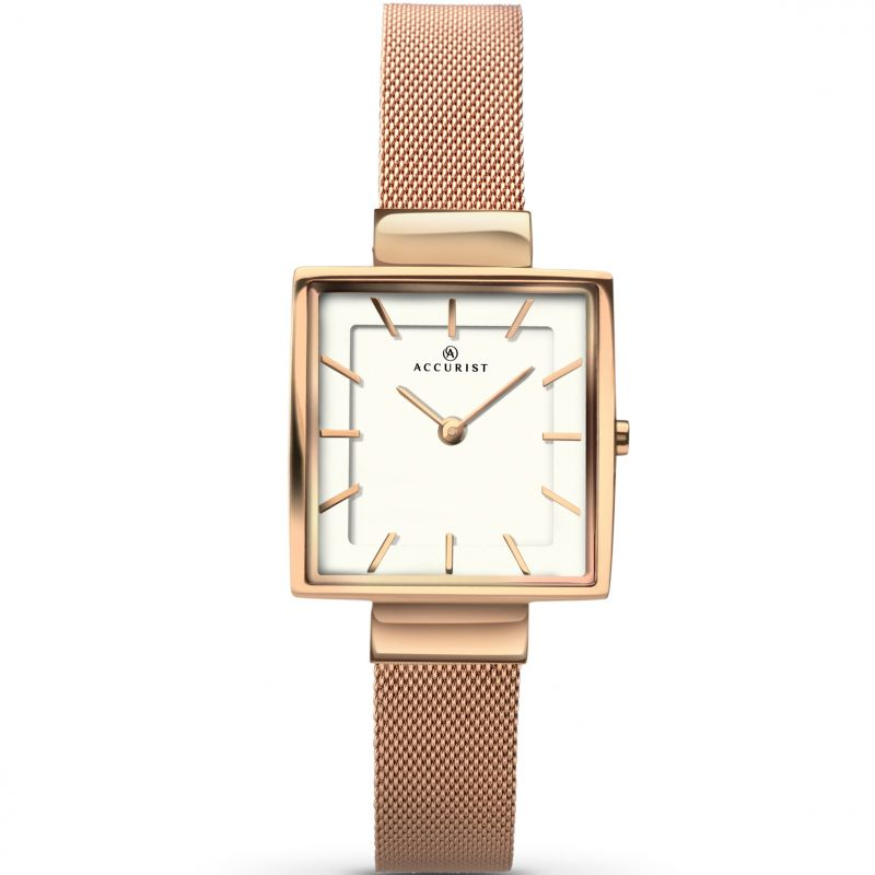 Ladies Accurist Watch 8132