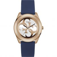 Ladies Guess G Twist Watch W0911L6