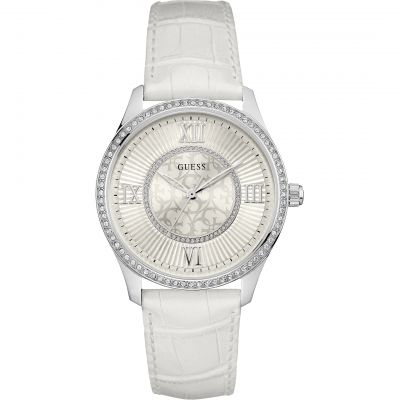 Ladies Guess Broadway Watch W0768L4