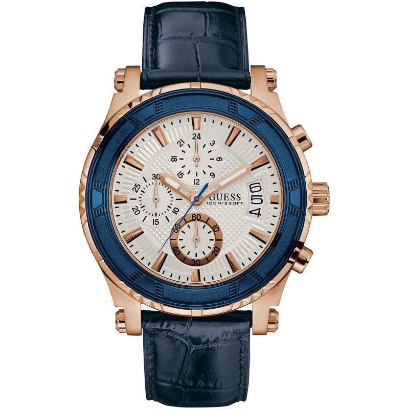 Mens Guess Pinnacle Chronograph Watch