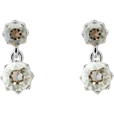Ted Baker Dames Connolee Crystal Crown Short Earring Verguld Zilver TBJ1470-01-230