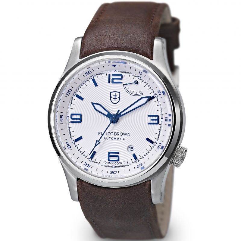 Mens Elliot Brown The Tyneham Limited Edition Automatic Watch