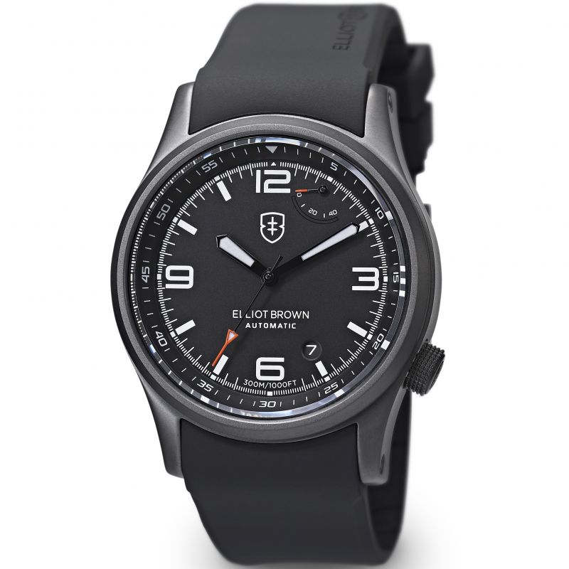 Mens Elliot Brown The Tyneham Automatic Watch