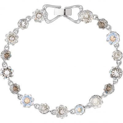Ted Baker Dames Chaley Crystal Crown Bracelet SM Verguld Zilver TBJ1314-01-230SM